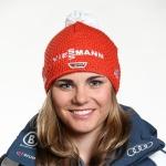 Elisabeth Willibald Junioren-Slalomweltmeisterin in Sotschi