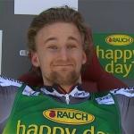 Norwegische Meisterschaft: Kajsa Vickhoff Lie und Rasmus Windingstad freuen sich über Kombi-Gold 2019