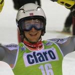 Rasmus Windingstad gewinnt Parallel-Riesenslalom in Alta Badia