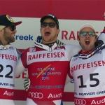 Swiss-Ski News: Schweizer Herrenteam ist bereit für Beaver Creek.