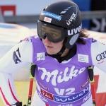 Julia Dygruber und Stefanie Wopfner teilen sich Sieg beim FIS Riesenslalom in St. Lambrecht