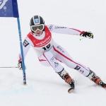 Stefanie Wopfner gewinnt FIS Riesenslalom auf dem Oberjoch