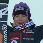 Tessa Worley gewinnt Riesenslalom von Aspen