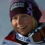 Tessa Worley gewinnt Riesenslalom von St. Moritz
