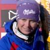 Tessa Worley führt beim Riesenslalom in Soldeu