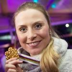 TirolBerg glänzte in Gold, Silber und Lila – Der goldene Tag der Tessa Worley