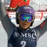 Johan Clarey krönt sich zum französischen Super-G-Meister, Tessa Worley zur Riesenslalom-Meisterin