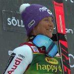 Tessa Worley will bereits in Sölden zur Hochform auflaufen