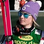 Auch Tessa Worley lässt die Corona-Geschichte nicht kalt