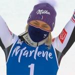 Tessa Worley meldet sich mit Riesentorlauf-Sieg am Kronplatz eindrucksvoll zurück