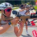 Tessa Worley will bei den Olympischen Winterspielen in Peking eine Medaille ins Visier nehmen.