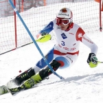 Schweizer Daniel Yule gewinnt Europacup Slalom in Vemdalen