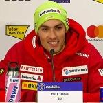 Daniel Yule erfüllt sich Kindertraum und beendet Schweizer Negativserien