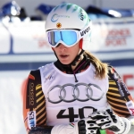 Larisa Yurkiw fährt weitgehend mit ihrem eigenen Team