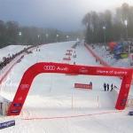 Ski Weltcup Slalom-Rennen in Zagreb sind in Gefahr