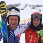 Zampa Brüder dominieren FIS Riesenslalom in Perisher