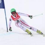 Lisa-Maria Zeller Junioren-Weltmeisterin im Riesentorlauf, herzlichen Glückwunsch