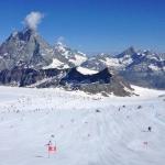 Zurück auf dem Schnee – Swiss Ski Team trainiert unter perfekten Bedingungen in Zermatt
