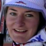 Kathrin Zettel beim Riesenslalom in St. Moritz wieder am Start