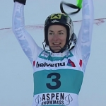 Kathrin Zettel gewinnt Slalom der Damen in Aspen