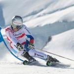 Elia Zurbriggen und Cyprien Sarrazin gewinnen EC-Riesenslaloms am Samstag am Oberjoch