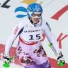 Veronika Zuzulova gewinnt Europacup Slalom der Damen in Zinal (SUI)