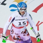 Veronika Zuzulova gewinnt 1. Europacup Slalom in Innichen
