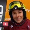 Wendy Holdener träumt nach dem ersten Durchgang von Slalom-Goldmedaille