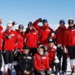 ÖSV Damenmannschaft für Weltcupauftakt in Sölden komplett