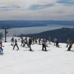 In den argentinischen Skigebieten kehrt sehr langsam die Normalität ein