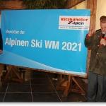 Ski WM 2021 in Kirchberg in Tirol?
