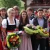 """""""Wir sind stolz auf Euch!"""" – Gemeinde und WSV Samerberg ehren Veronika Staber, Maria Haimmerer und Paul Eckert"""