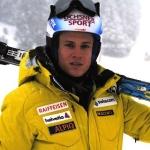 Fernando Schmed gewinnt Europacup Super-G in Sella Nevea